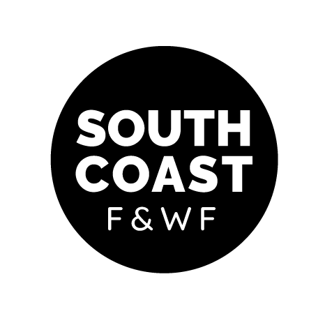 South Coast Food and Wine Festival logo