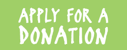 Click this button to apply for a donation